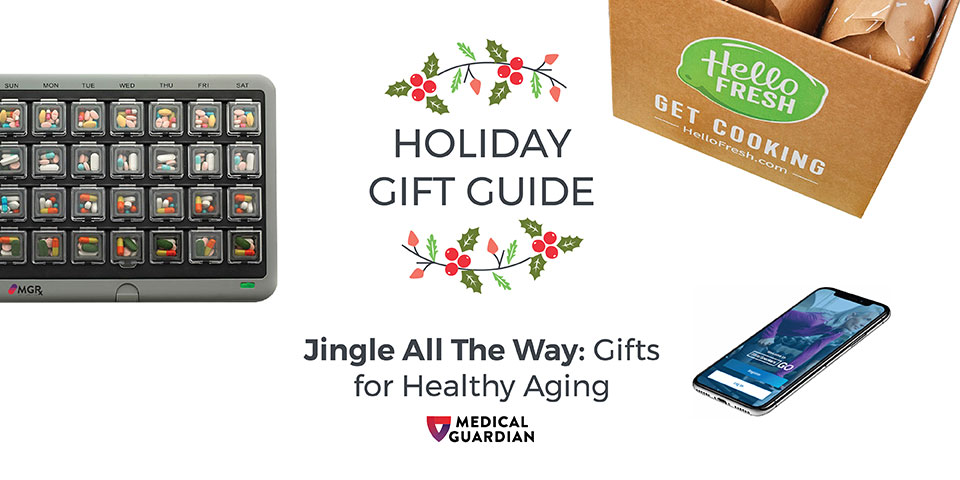 Jingle All The Way: Gifts for Healthy Aging