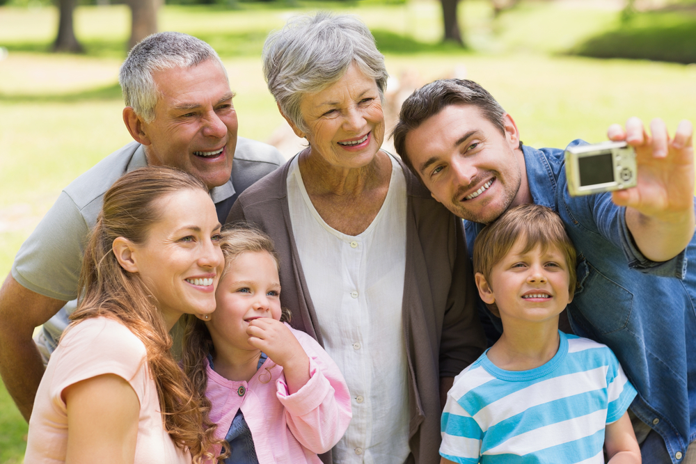 Celebrating Grandparents Day with your Loved Ones