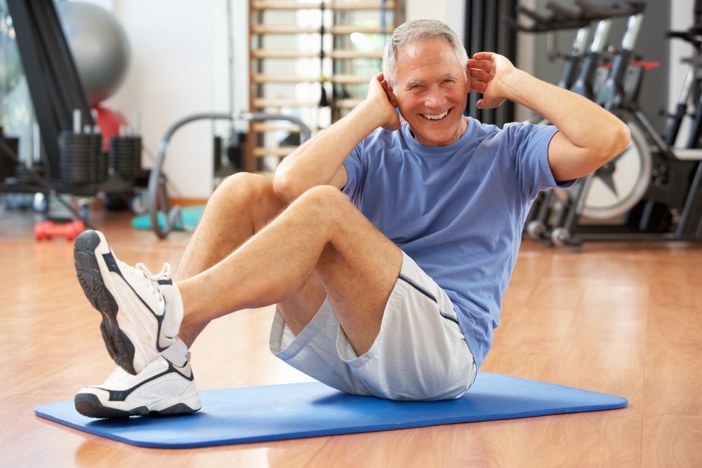 Men Who Exercise Live Longer
