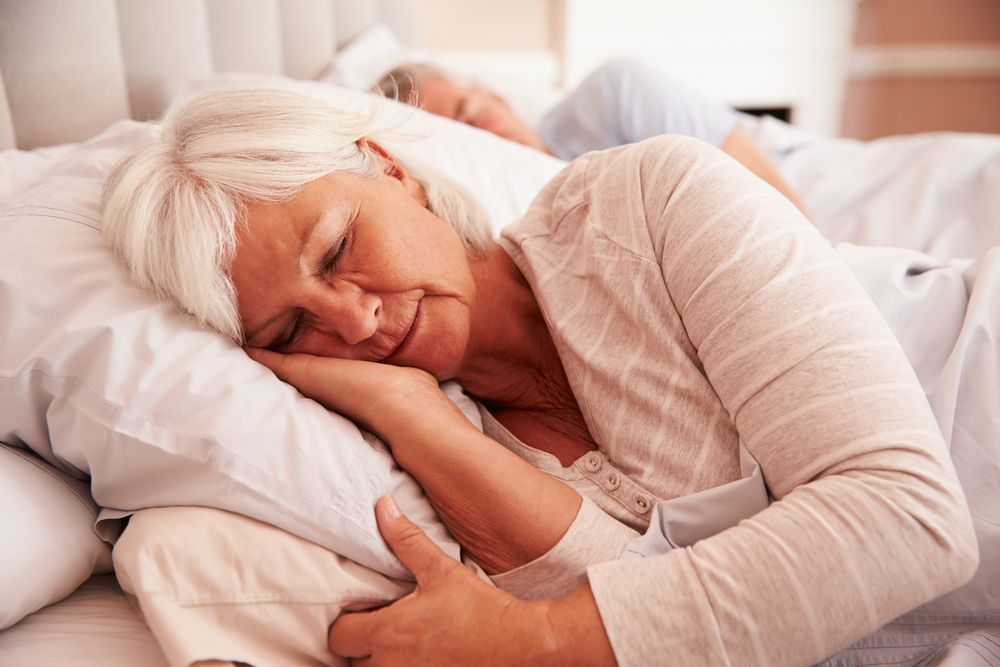 Seniors, Insomnia and Falls