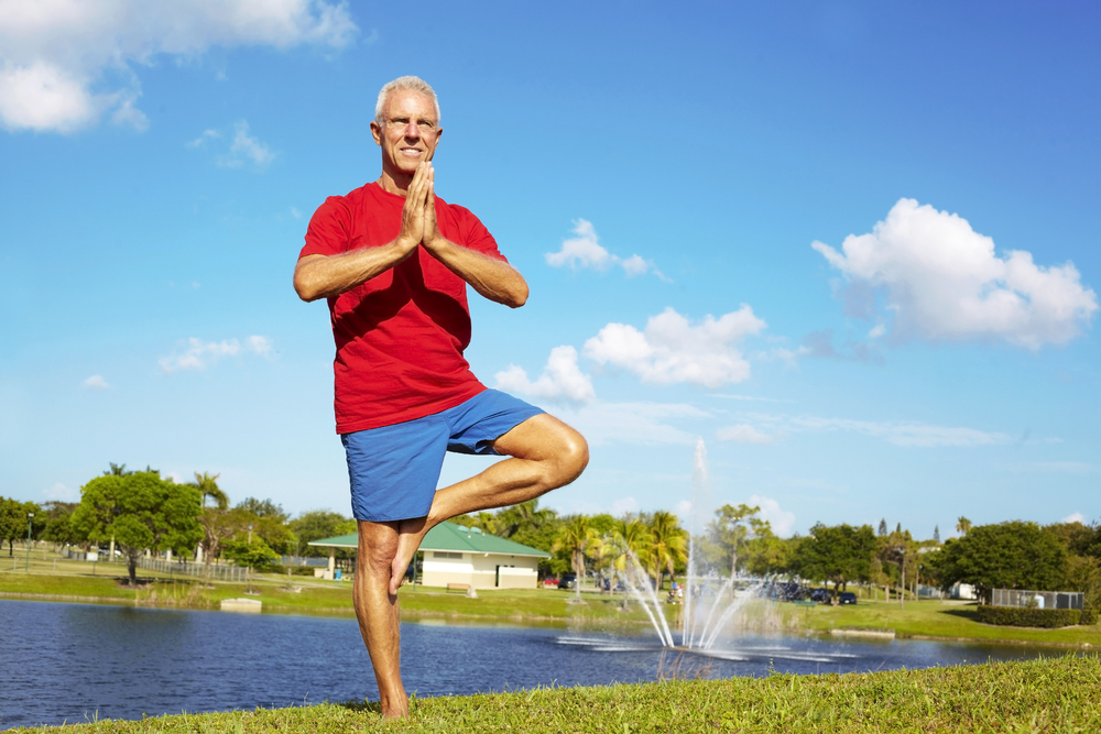 The Best Yoga Poses for Seniors