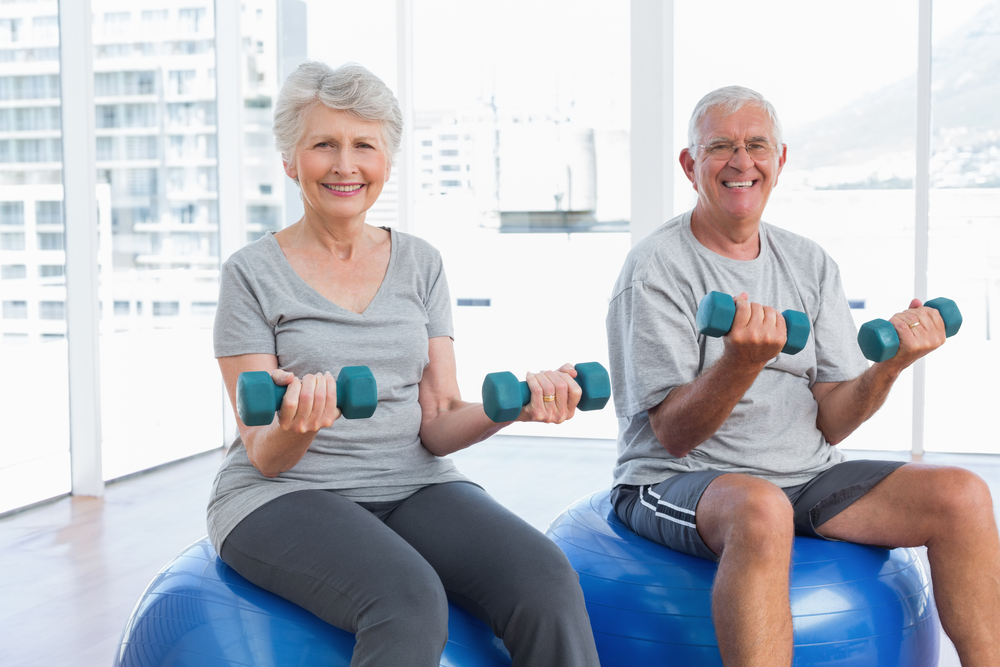 New Fitness Trend for Seniors: Functional Fitness