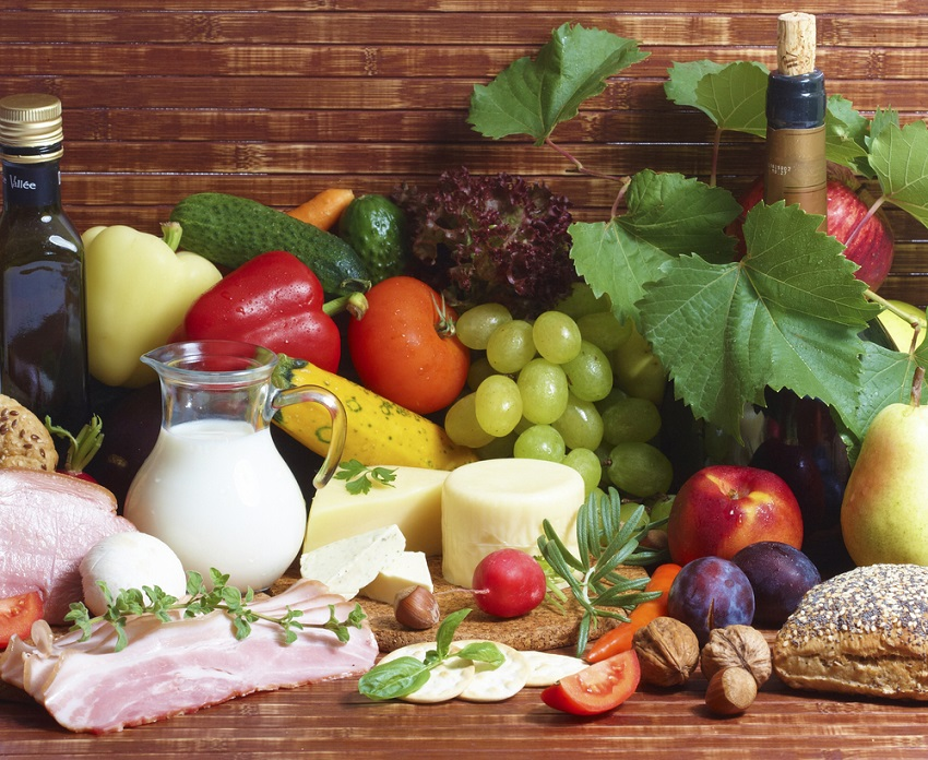 Healthy Diet Reduces COPD Risk