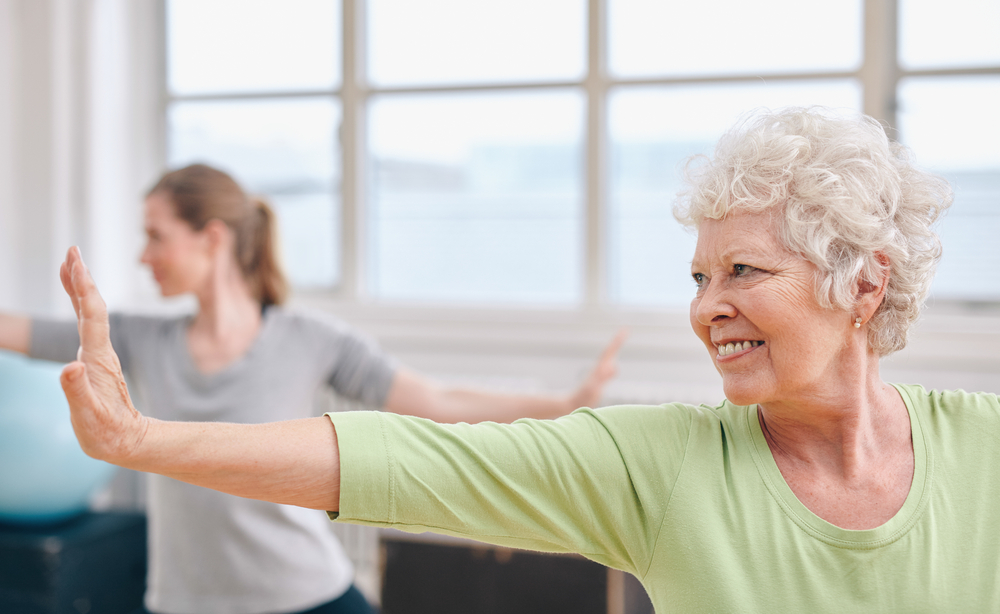 New Fitness Trend for Seniors: Qigong
