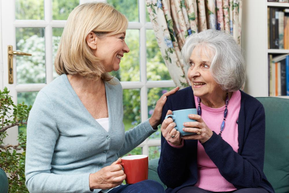 The Rise of Senior Volunteers
