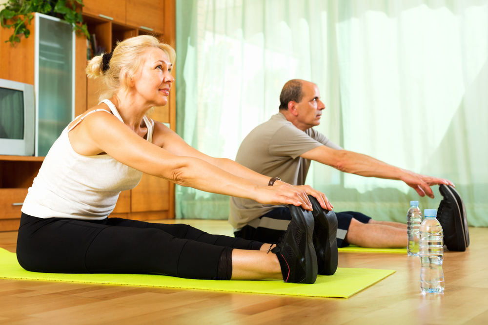 Stay Active This Winter With Indoor Activities