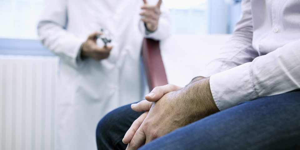Diagnosed with Prostate or Testicular Cancer? Benefits May Be Available