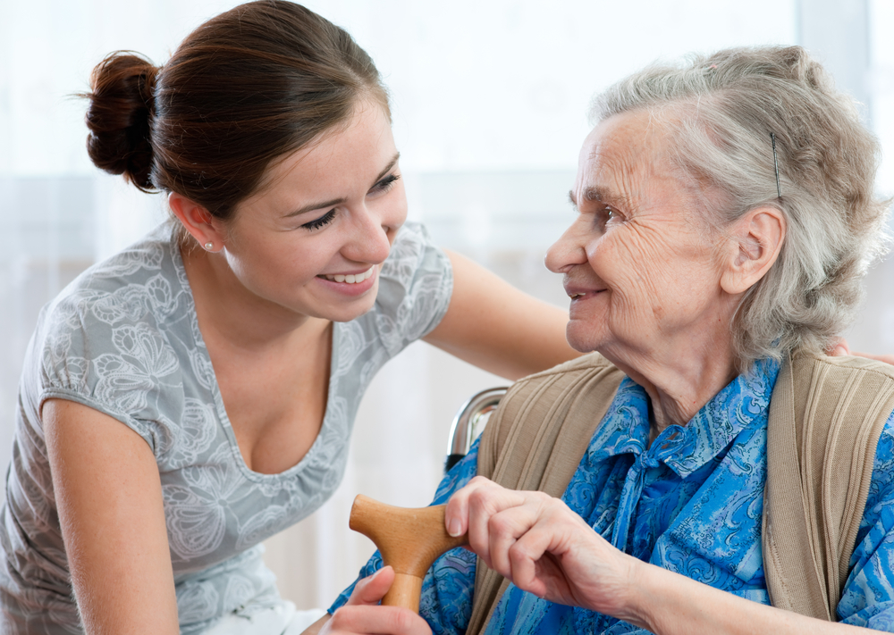 Caregivers Are Still Predominantly Women
