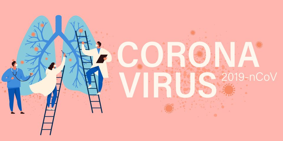The Coronavirus: Stay Healthy & Live #LifeWithoutLimits