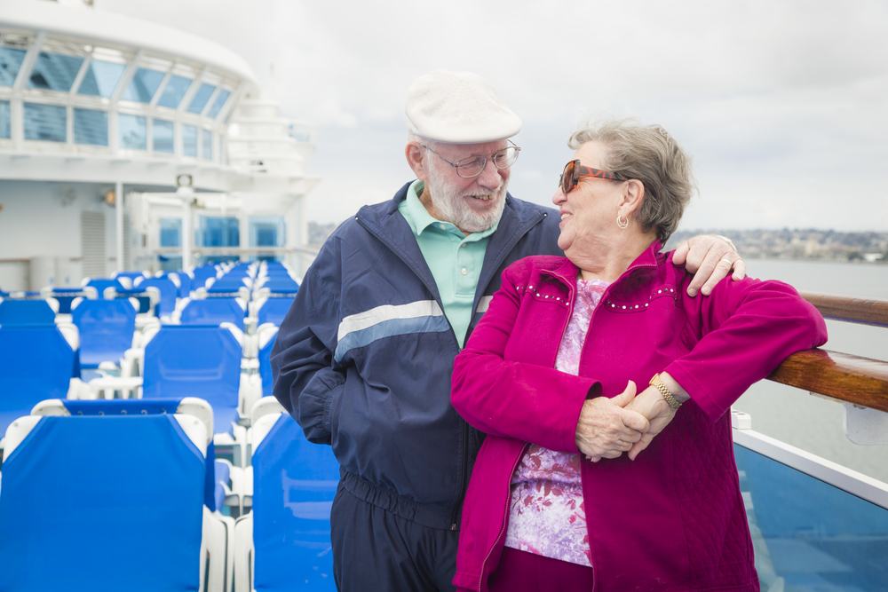 Senior Travel Safety Tips: Cruises