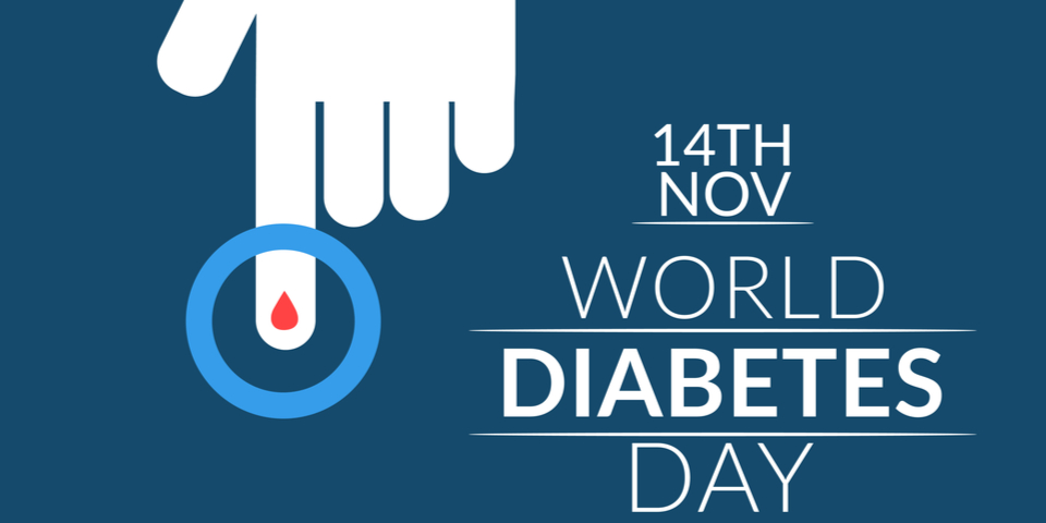 World Diabetes Day: Take Control Of Your Health