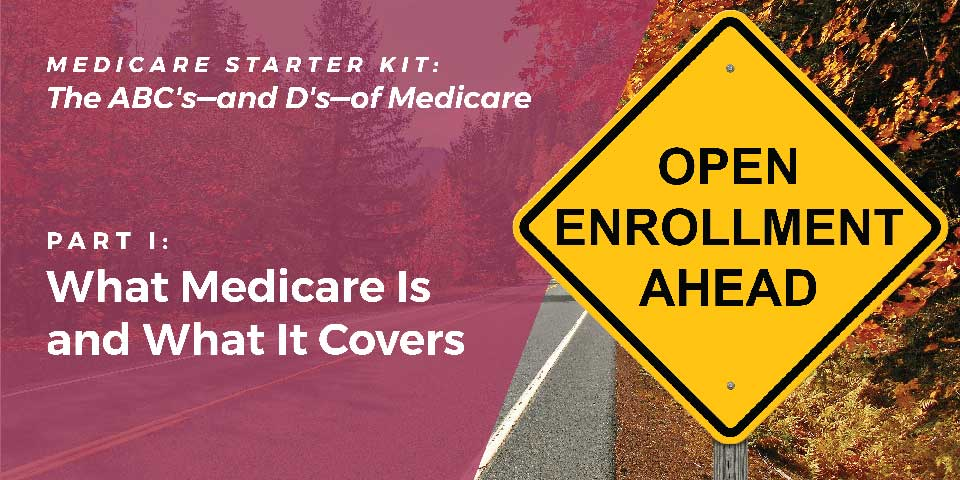 What Medicare Is and What It Covers