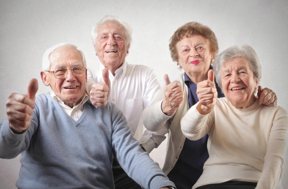 New Trend: Seniors Helping Seniors