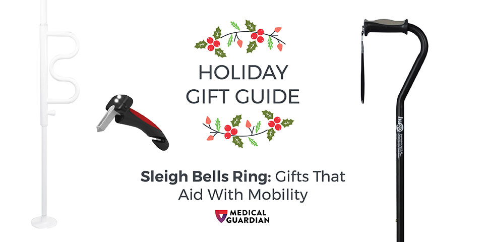 Sleigh Bells Ring: Gifts That Aid With Mobility