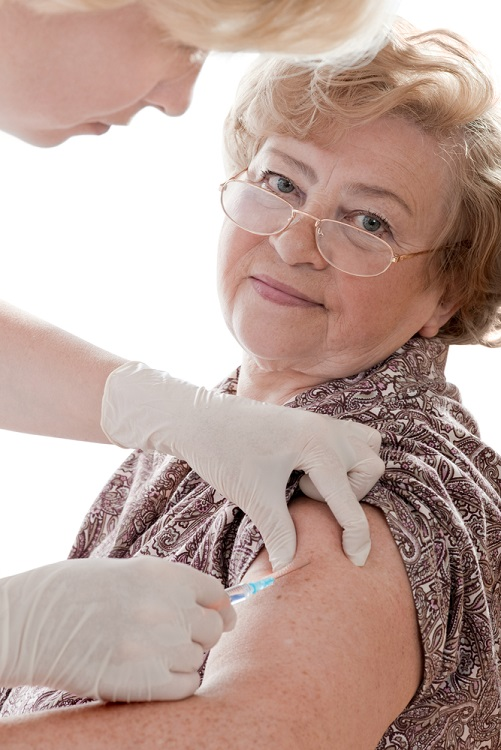 Multiple Sclerosis and the Flu Shot