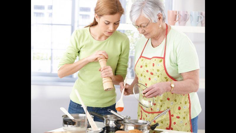 Food Advice for Caregivers