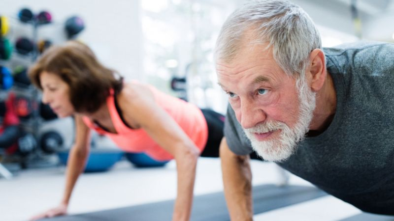 It's Never Too Late to Exercise