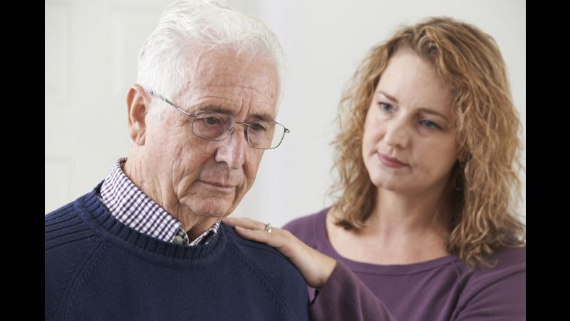 The Scary Reality of Alzheimer's and Wandering Off