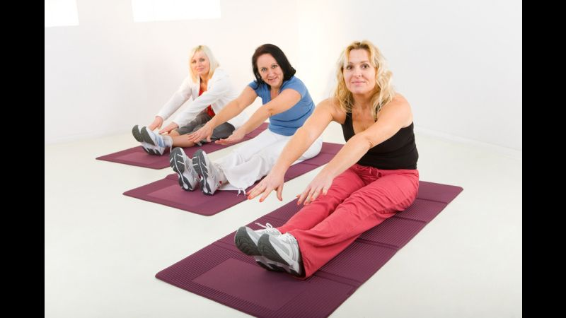 Senior Fitness: Tips for Women Over 50