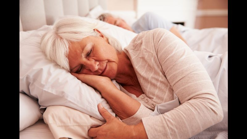 Seniors, Insomnia and Falls