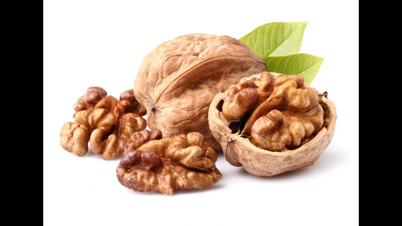 Nuts May Prolong Your Life