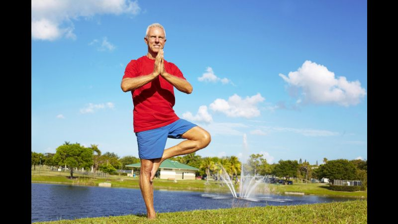 The Best Yoga Poses for Seniors