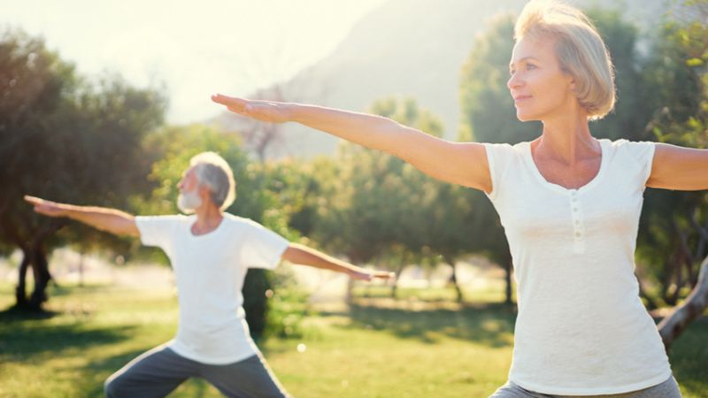 Balance Training Is Proven to Prevent Falls