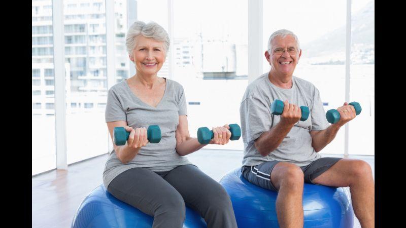 New Fitness Trend for Seniors: Functional Fitness