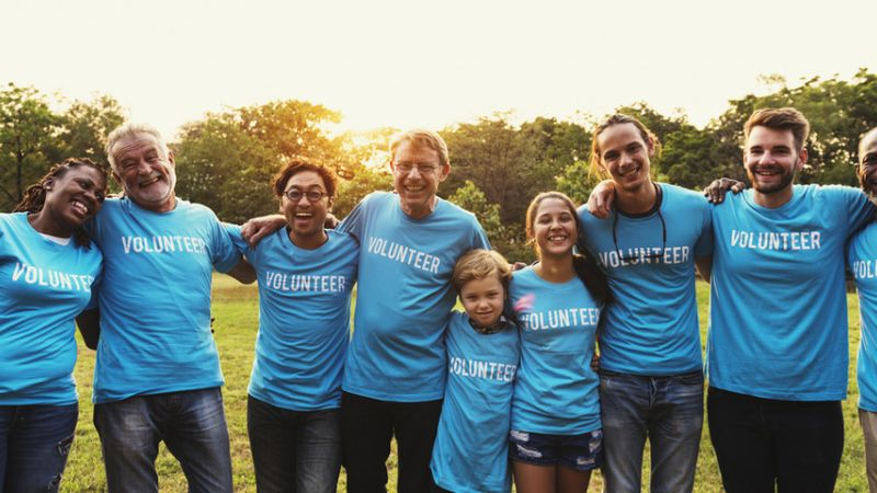 Senior- Friendly Volunteer Opportunities