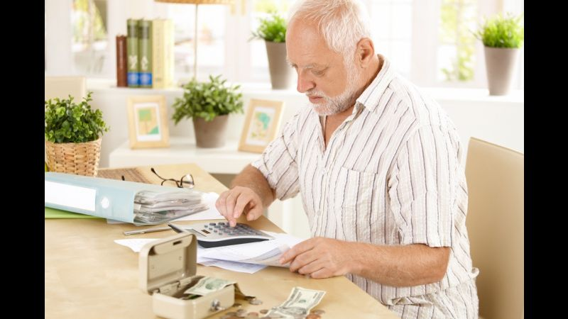 Things Older Adults Need to Put Aside Money For