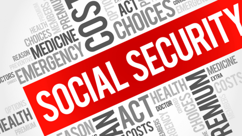 2018 Socical Security and Medicare Annual Report Projections