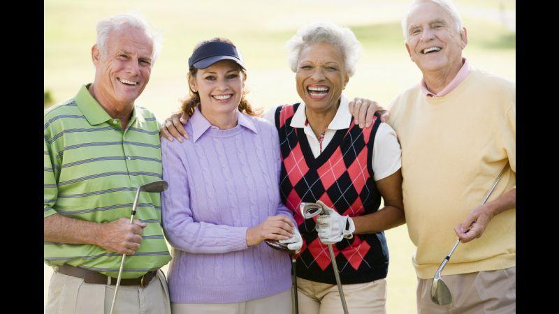 Exploring Senior-Friendly Sports