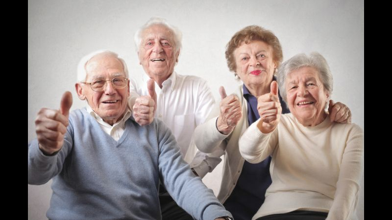 Why Happiness and Trust Increase With Age