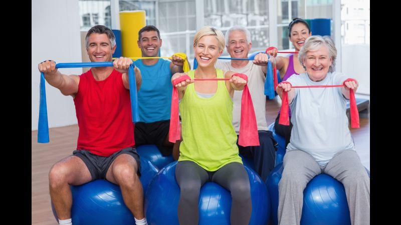 Senior-Certified Fitness Classes