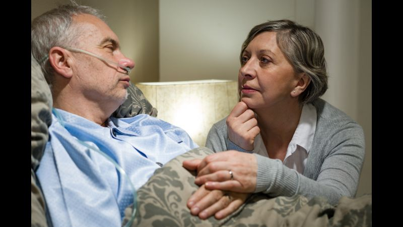 Making End of Life Decisions for Your Loved One