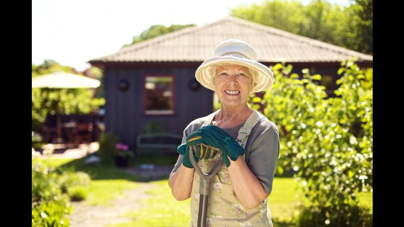 The Connection Between Gardening and Your Health