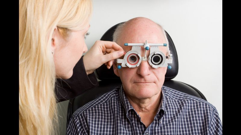 How To Handle an Aging Parent's Hearing and Vision Loss