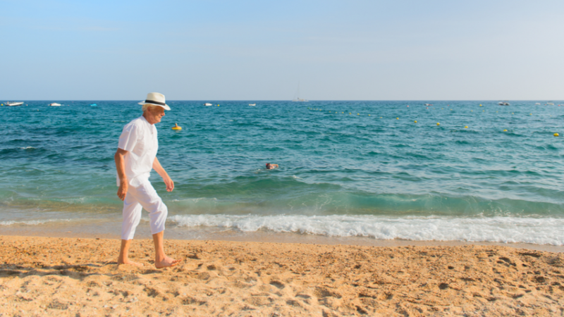 Summer Sun Safety For Older Adults