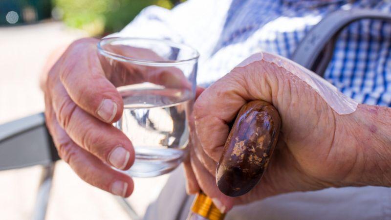 Dehydration May Worsen Strokes