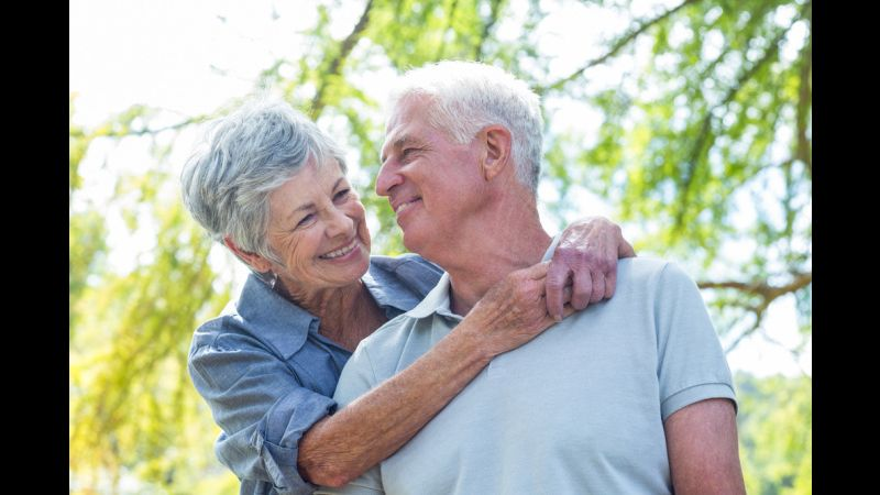 Sex Can Keep Older Couples Happy