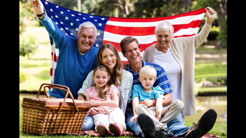 Celebrating Senior Independence on Independence Day