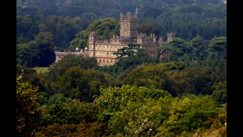 """Health Lessons Learned From """"Downton Abbey"""""""