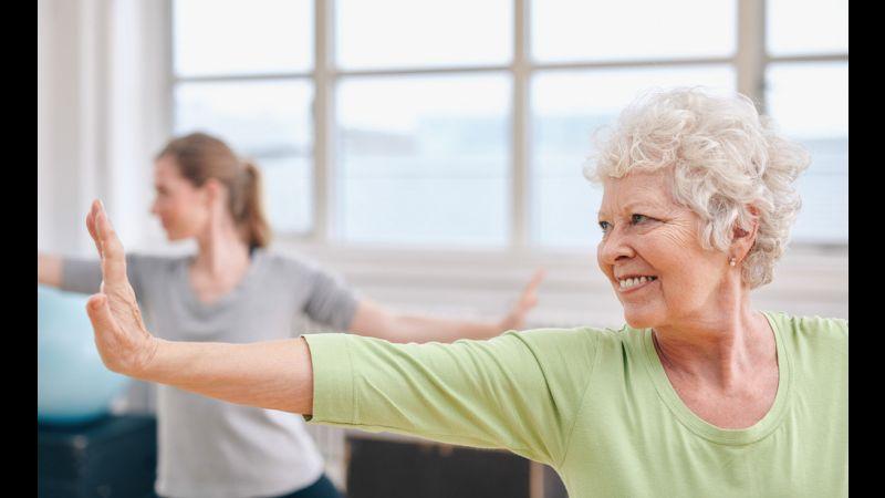 New Fitness Trend for Seniors: Qigong