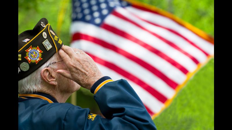 Celebrating Veterans Day With Your Loved Ones