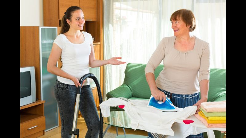 How To Help Your Loved One with Spring Cleaning