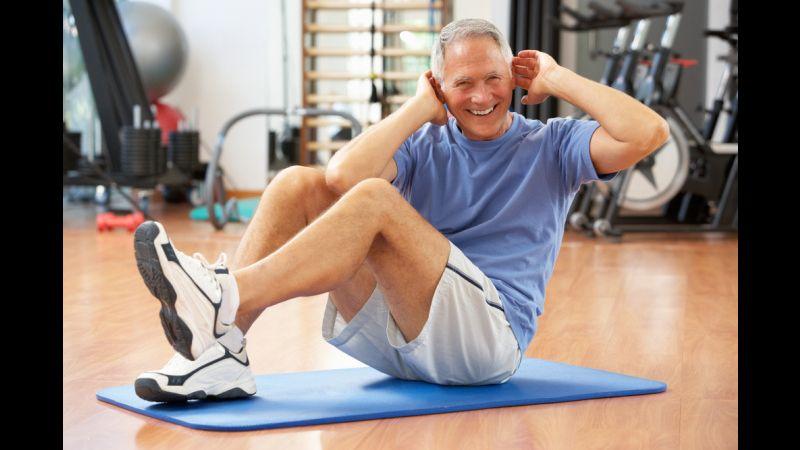 Lowering Men's Cancer Risk Through Fitness