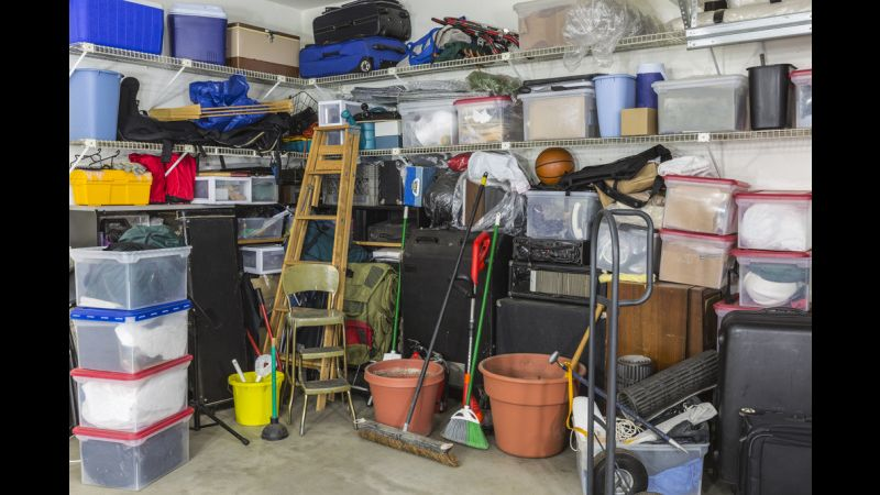Know the Dangers of Hoarding