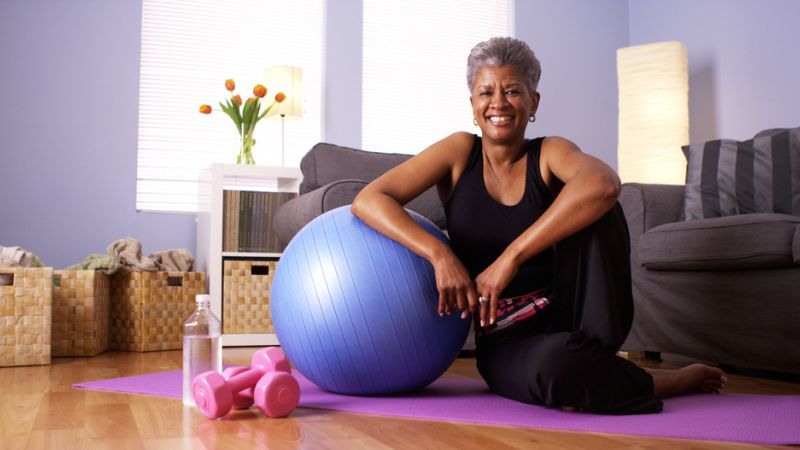 Exercising After a Hip Replacement