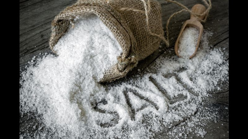 The Benefits of a Low-Sodium Diet