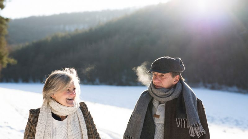 Winter Safety Checklist For Seniors